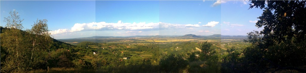 panorama tapolca